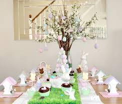 easter table decorations 27 fancy easter sunday table settings tip junkie