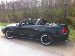 2000 Black Mustang Gt To Be Staggered Or Not Staggered Mustang Evolution