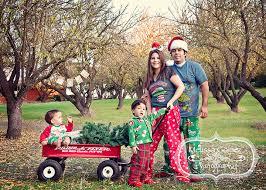 melissa gomez photography family christmas card portrait
