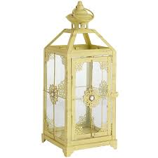 medium jeweled lantern yellow pier 1 imports sun porch ideas