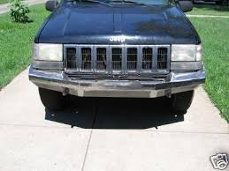 1998 jeep grand bumper custom winch bumper for jeep grand zj 1993 1998 free
