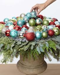 ornament wreath urn martha stewart