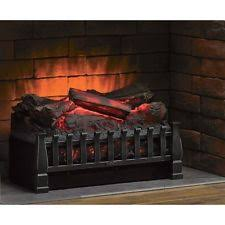 23 Inch Electric Fireplace Insert by Electric Fireplace Log Inserts Ebay