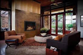 gas fireplace photo gallery mendota hearth bring the outdoors inside with a norway spruce fire base and rustic elements like the aged leather wide grace front of this fullview fireplace
