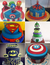 292 best superheroes cakes images on pinterest biscuits
