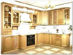 meuble de cuisine en bois pas cher meuble cuisine bois massif photo de linterieur la maison blanche