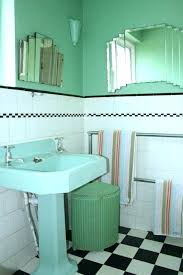 retro bathroom ideas 1930s bathroom retro bathrooms best bathroom ideas only on