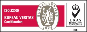 bureau veritas indonesia dlbs has been certified by bureau veritas indonesia for iso 22000