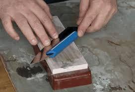 super togeru knife sharpening guide