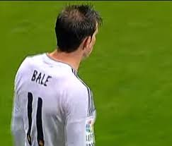bale needs a hair cut gareth bale to receive a hair transplant daily mail online
