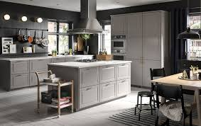 Ikea Black Kitchen Cabinets by Kitchens Kitchen Ideas U0026 Inspiration Ikea