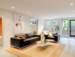 idee deco salon canape noir extraordinaire salon avec canape noir d coration barri res