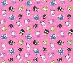hello wrapping paper 132 best sanrio images on hello sanrio