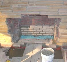 Fireplace Refacing Kits by Resurface Fireplace With Stone Gen4congress Com