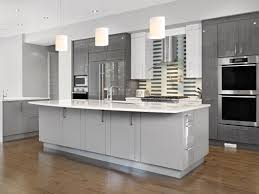 Grey Wood Floors Kitchen by Do You Install Hardwood Floors Under Kitchen Cabinets Titandish
