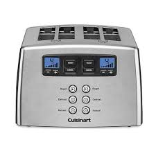New York Giants Toaster Cuisinart 4 Slice Leverless Countdown Toaster 7736074 Hsn