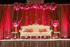 stage backdrops wedding backdrops 25 stage sets for a fairy tale wedding