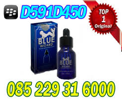 jual perangsang blue wizard di bandung cod 085229316000