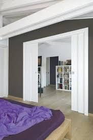 porte coulissante pour chambre porte de chambre coulissante agrandir une verriare avec porte