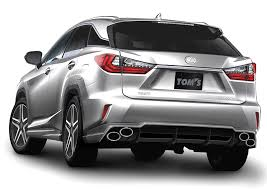 lexus nx f sport kit lexus tuner tom u0027s japan working on new rx body kit lexus enthusiast