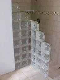 glass block designs for bathrooms glass block shower wall design ideas ewdinteriors in glass