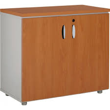 low height storage cupboards