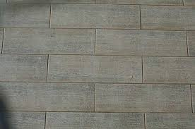 of a rustic wood imitation floor tile style seen this one on a