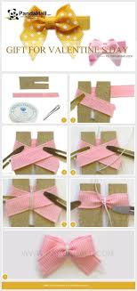 how to make girl bows how to make a tiny bow by mylittlecorneroftheworld