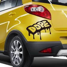 best cool drip dope graffiti style vinyl cars trucks race car