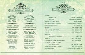 Wedding Pamphlet Template 12 Wedding Brochures Psd In Design