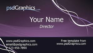 Design A Business Card Free How To Design A Business Card Template Photoshop Printable