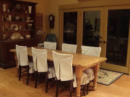 Seat Covers For Dining Chairs Dining Room Chair Covers A Gallery Picture Rounddining