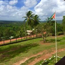 Flag Pole Hill Worldteach Drive On The Good Side Of The Road Worldteach