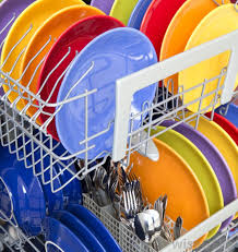 What To Wash Colors On - what is the best way to wash dishes with pictures