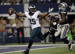 eagles romp cowboys