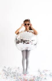 Halloween Costumes Disco Disco Ball Costume