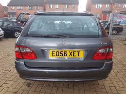 mercedes benz e320 3 0 cdi avant grade g7 estate 5 doors diesel