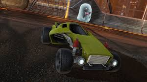 limited time halloween items drop next week rocket league