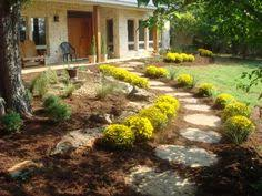 texas landscape plants hill country style home and an all native