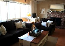 living room paint color ideas with brown furniture home design ideas