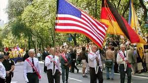 Flag Day Usa Murnauer Vereine Bei Steubenparade Das Große Usa Abenteuer Murnau