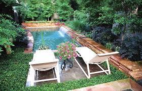 Backyard Inground Swimming Pools Swimming Pools For Small Backyards Swimming Pool Options For Small