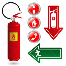 clipart fire extinguisher symbol u2013 101 clip art
