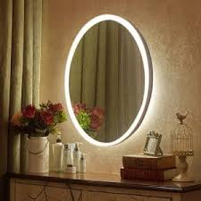 lighted vanity mirror wall mount top 10 best led lighted vanity mirrors in 2018 topreviewproducts