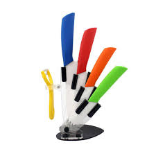 new arrival dante ceramic knife set 3 u201c 4