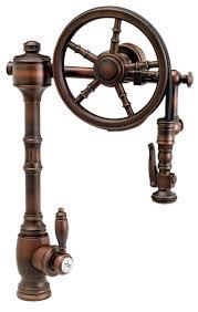 copper gooseneck kitchen faucet particular waterstone wheel