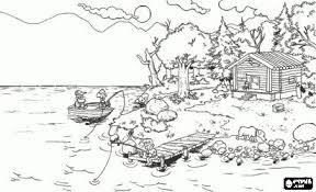 coloring pages for landscapes landscape coloring pages for adults coloring pages
