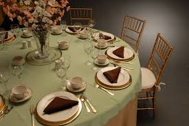 Discerning Table Setting Designs - Design a table setting