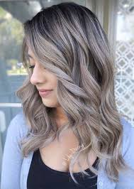 gray blending for dark hair 50 balayage hair color ideas for 2017 to swoon over fashionisers
