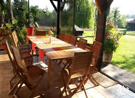 Landes Dining Room House For Rent In Boos Landes Iha 78145